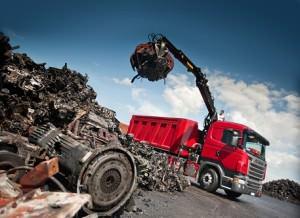 Приемка лома цветного и черного металла в Санкт-Петербург