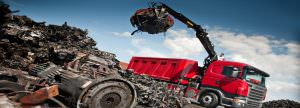 Выполним прием и вывоз металлолома в СПб